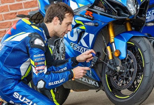 Find out Sylvain Guintoli's bike settings on Serious-Racing